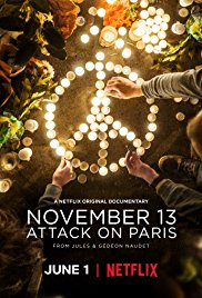 NOVEMBER 12 ATTACK ON PARIS NETFLIX