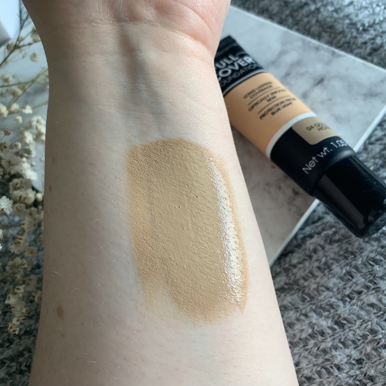 Bell Hypoallergenic Podkład Full Cover Foundation