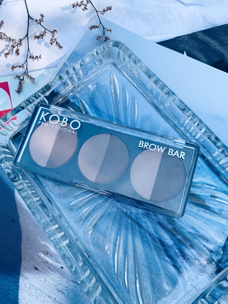 KOBO Brow Bar paletka cieni do brwi