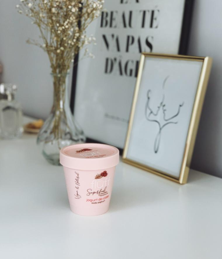 Fluff Malinowy jogurt do ciała